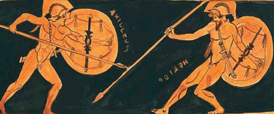 """H Διάλεξη """"Ιλιάδα και Αλήθεια"""" αναβάλλεται επ΄αόριστον λόγω των πρόσφατων εξελίξεων του κορονοϊου"""